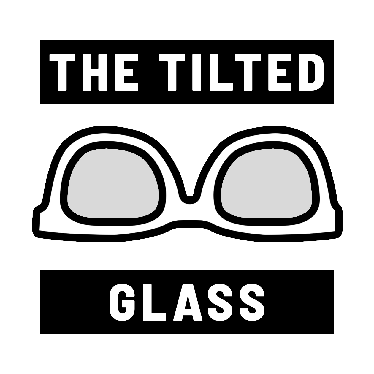 The Tilted Glass