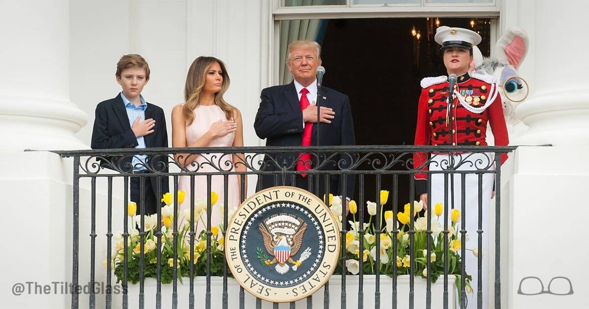 Trump Bullies Trans Soldiers to Distract You from Scandals