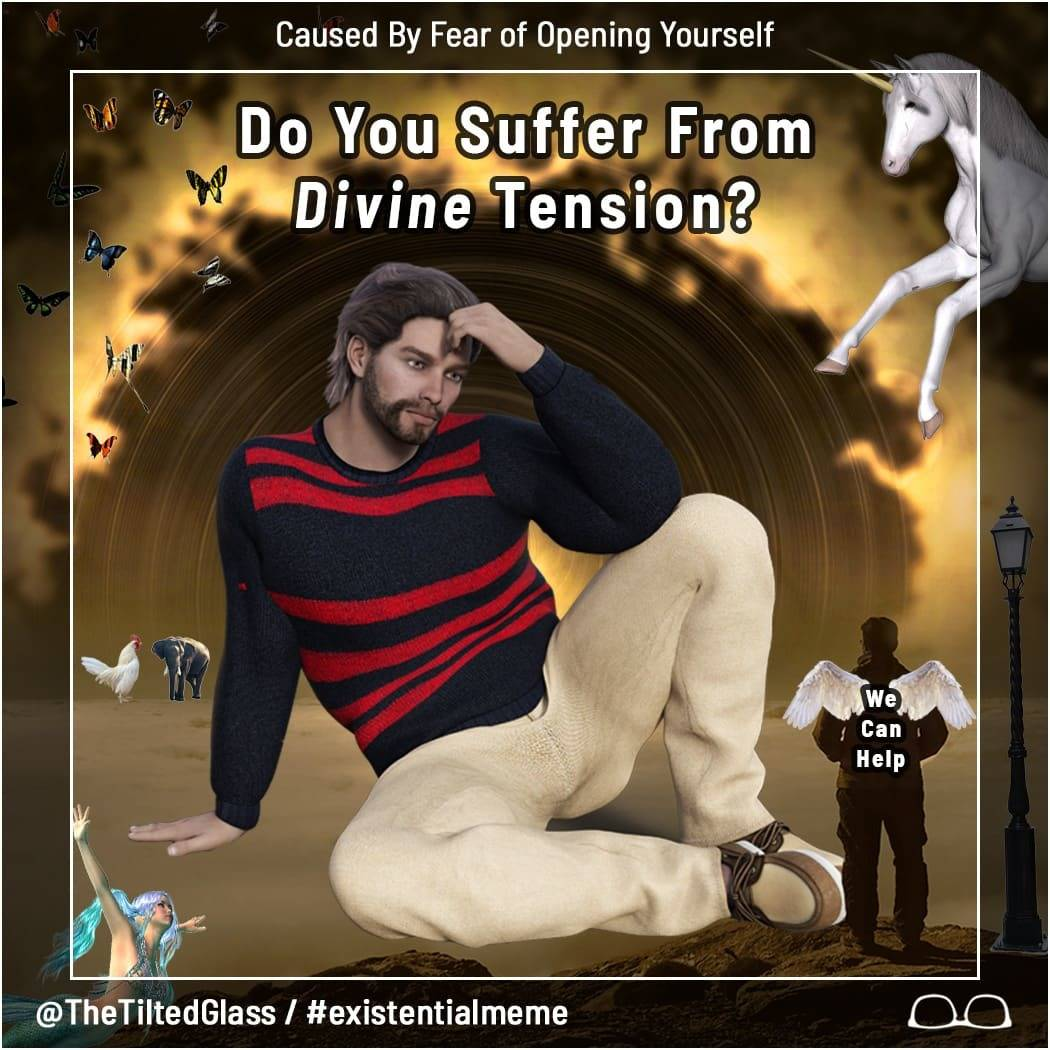 Do You Suffer From Divine Tension?