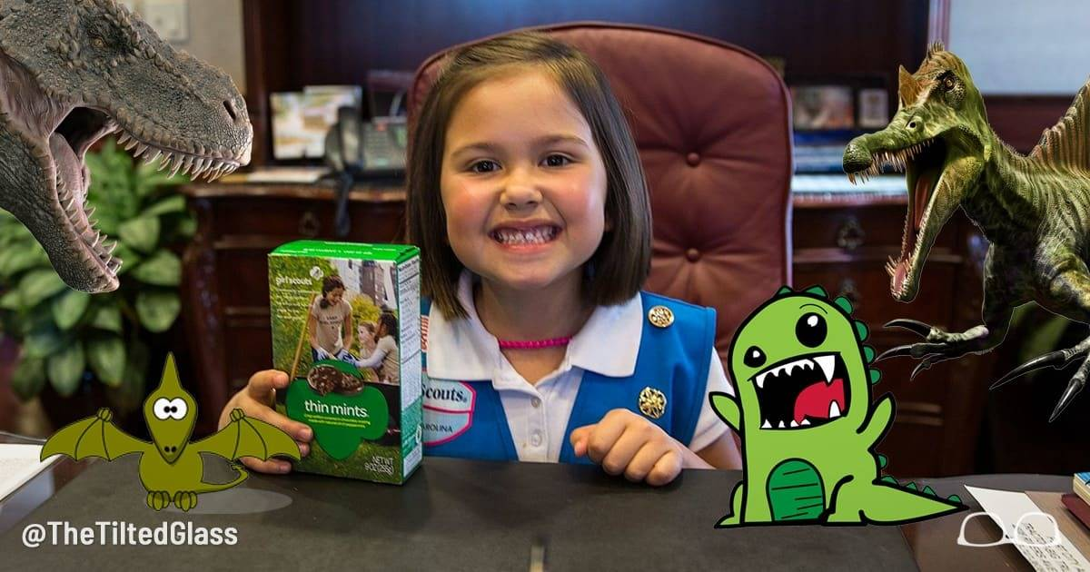 Girl Scouts Declares War, Renames as Dinosaur Scouts, Allows Boys and Trans