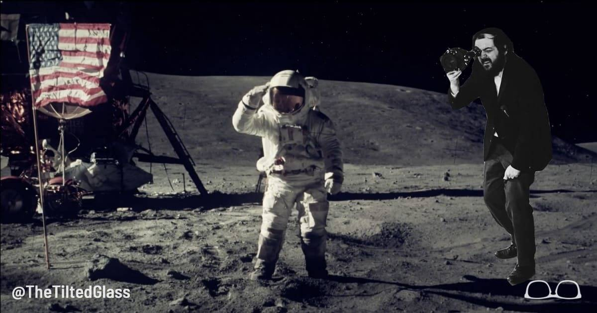 Help!  Someone I Respect Believes the Moon Landing is a Hoax