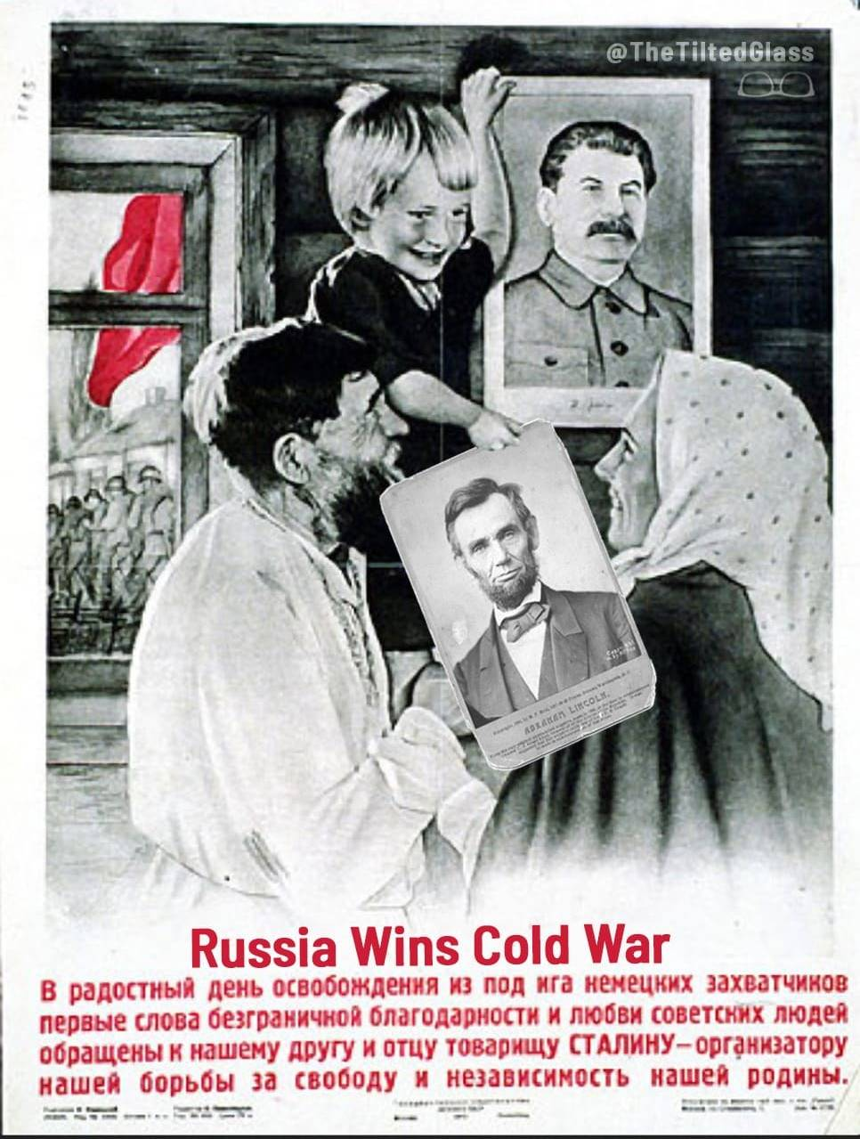 Russia Wins Cold War