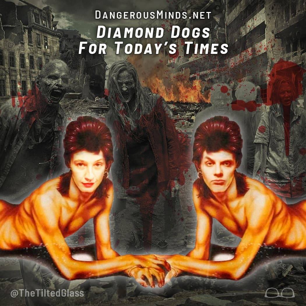 Diamond Dogs For Today's Times - DangerousMinds.net