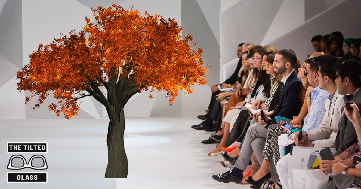 Exclusive Tree Reveals New Fall Wardrobe