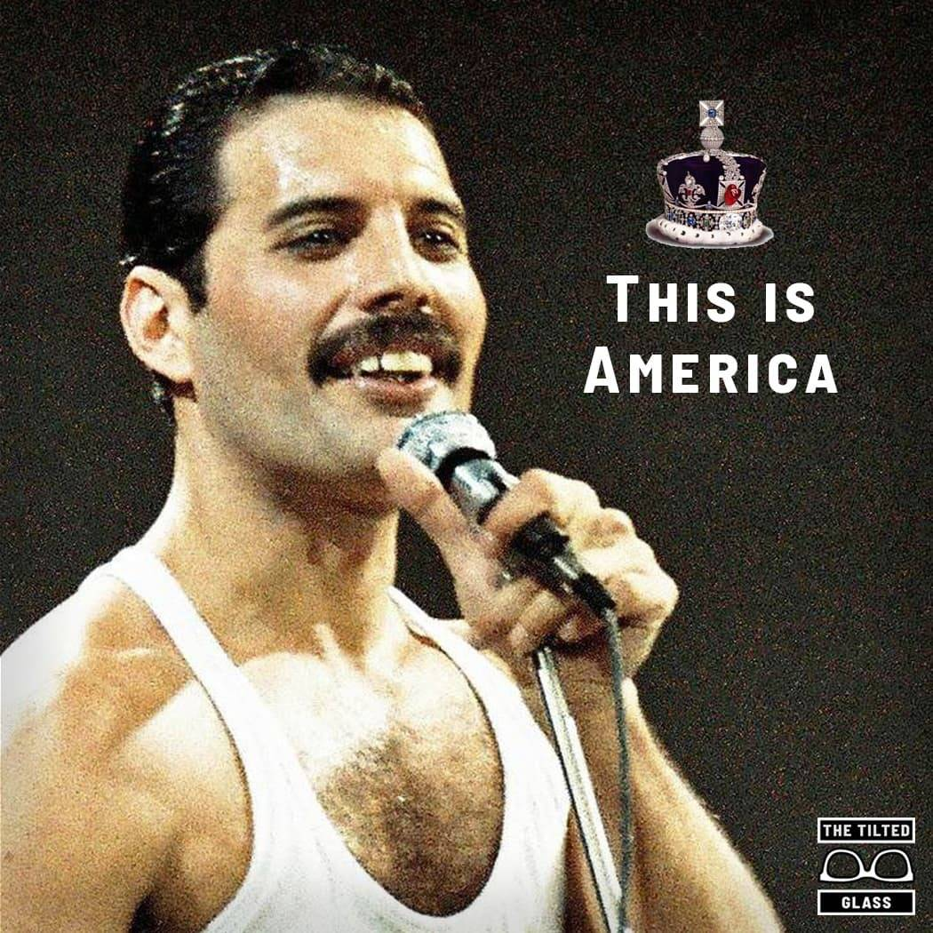 This is America - Queen Edition