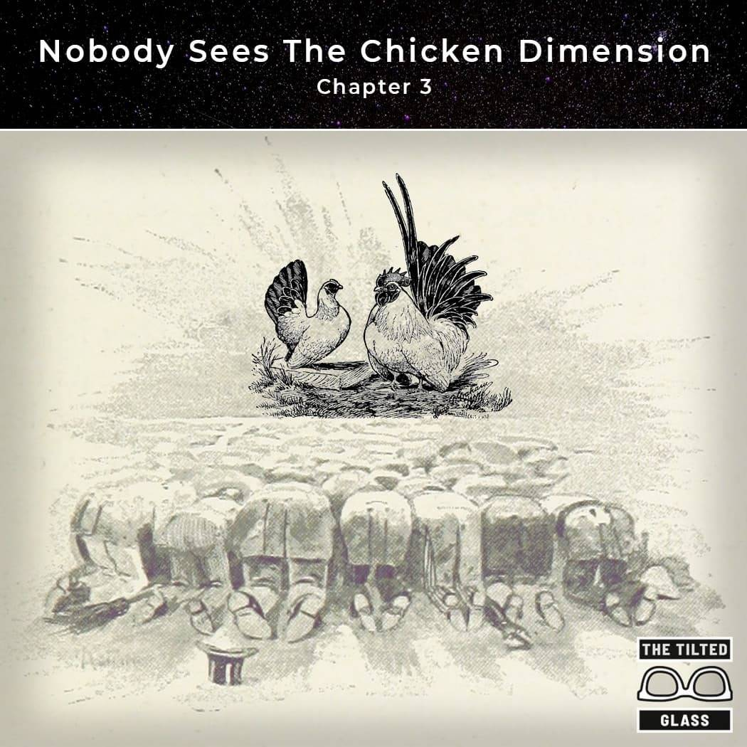Nobody Sees The Chicken Dimension - Chapter 3