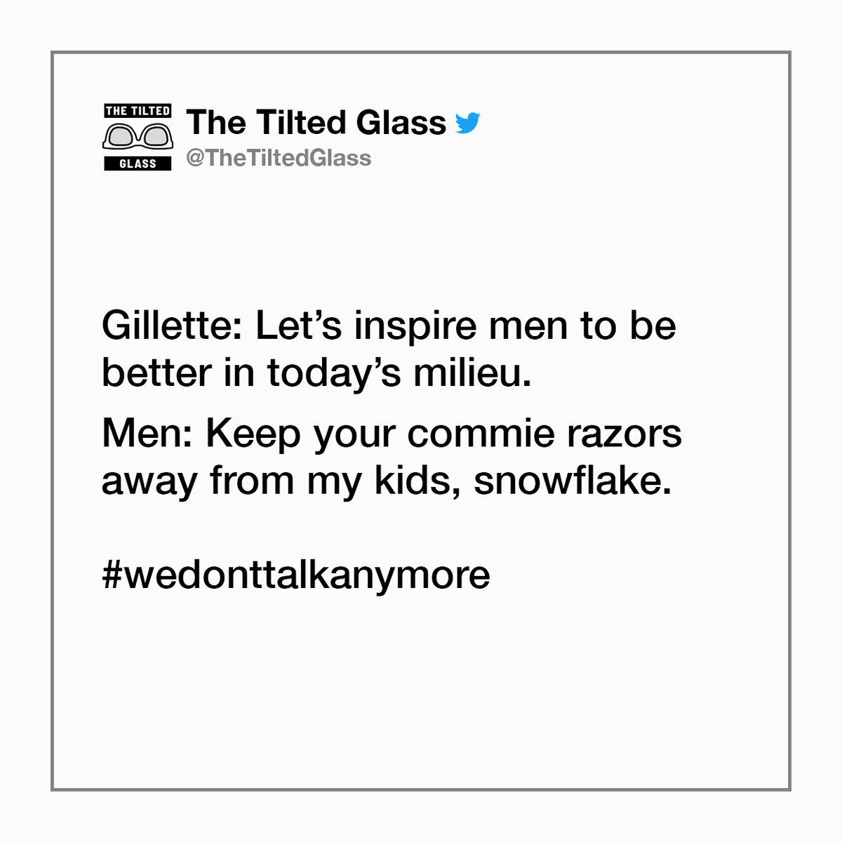 The Best Men Can Be - Gillette