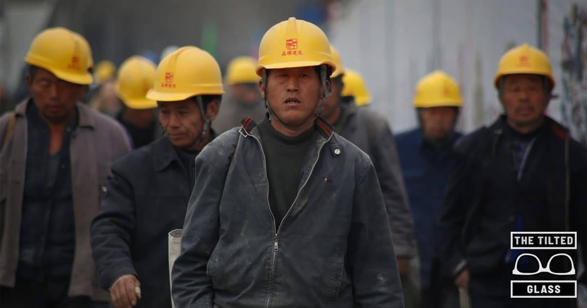 Economic Victory!  US Crushes China in Manufactured Crises Production