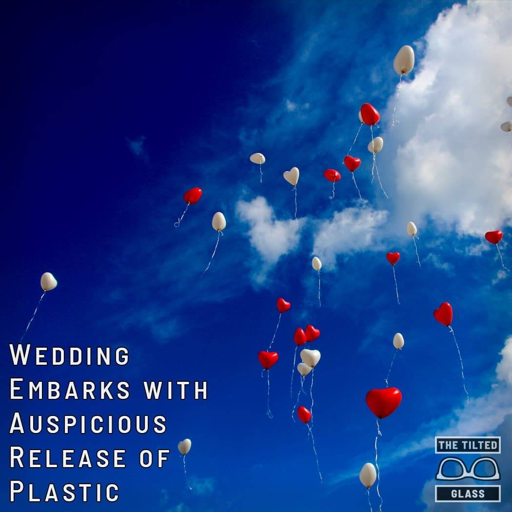 Wedding Embarks with Auspicious Release of Plastic