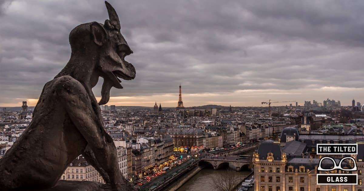 Catholics Begin Rebuilding New God After Old God Burns in Notre Dame