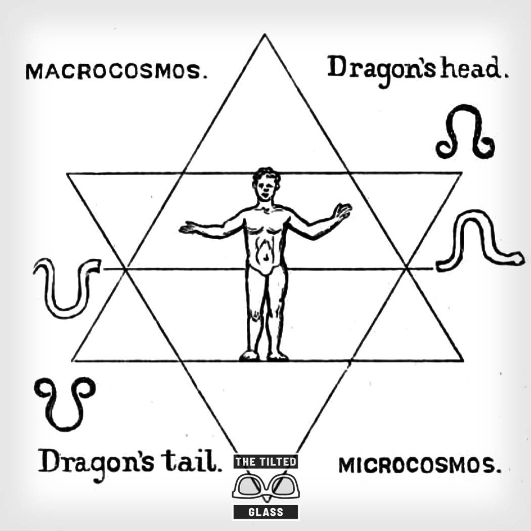 Some Dragon's Head & Tail Esoteric Art Magic For You
