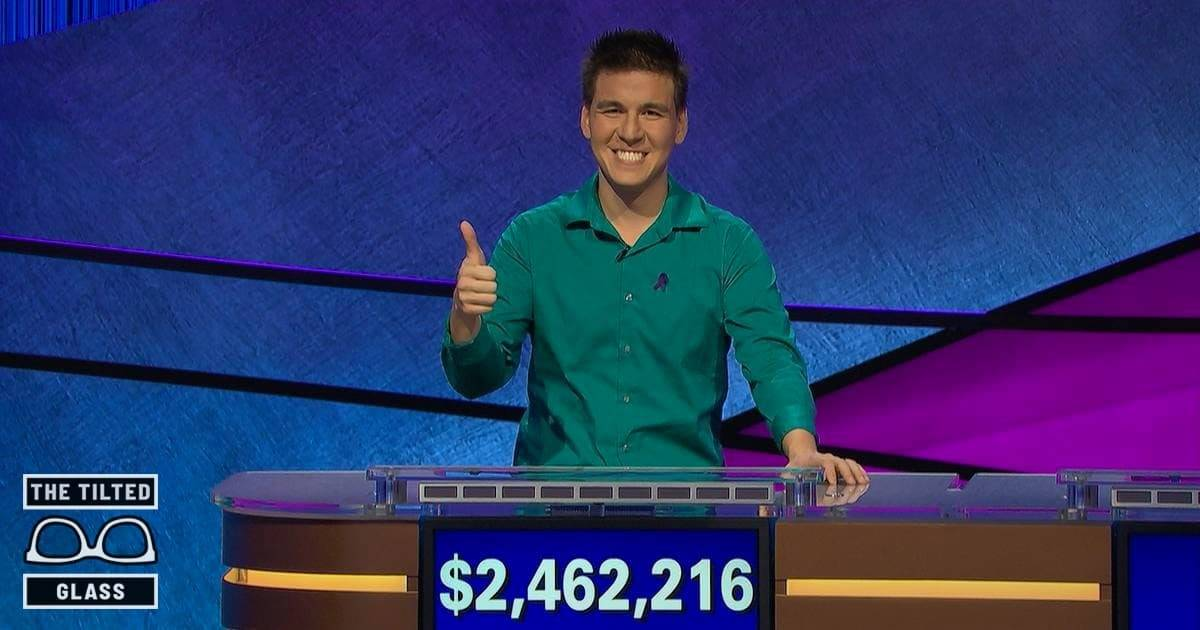 Jeopardy James has Left a Beautiful Hole in My Heart