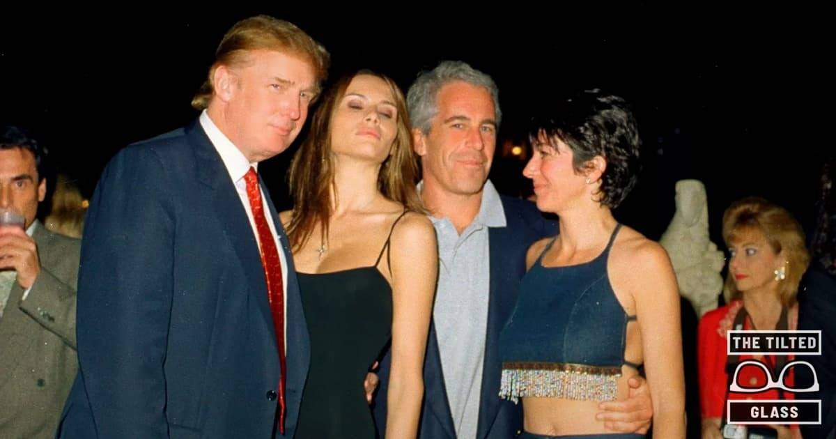 Clever Christians Use Bible to Defend Trump & Bash Clinton on Epstein Sex Scandal