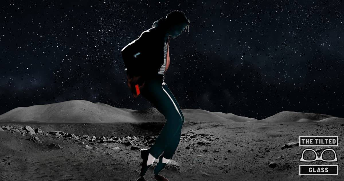 JULY 20 - Celebrating 50 YEARS of Michael Jackson's First Moonwalk