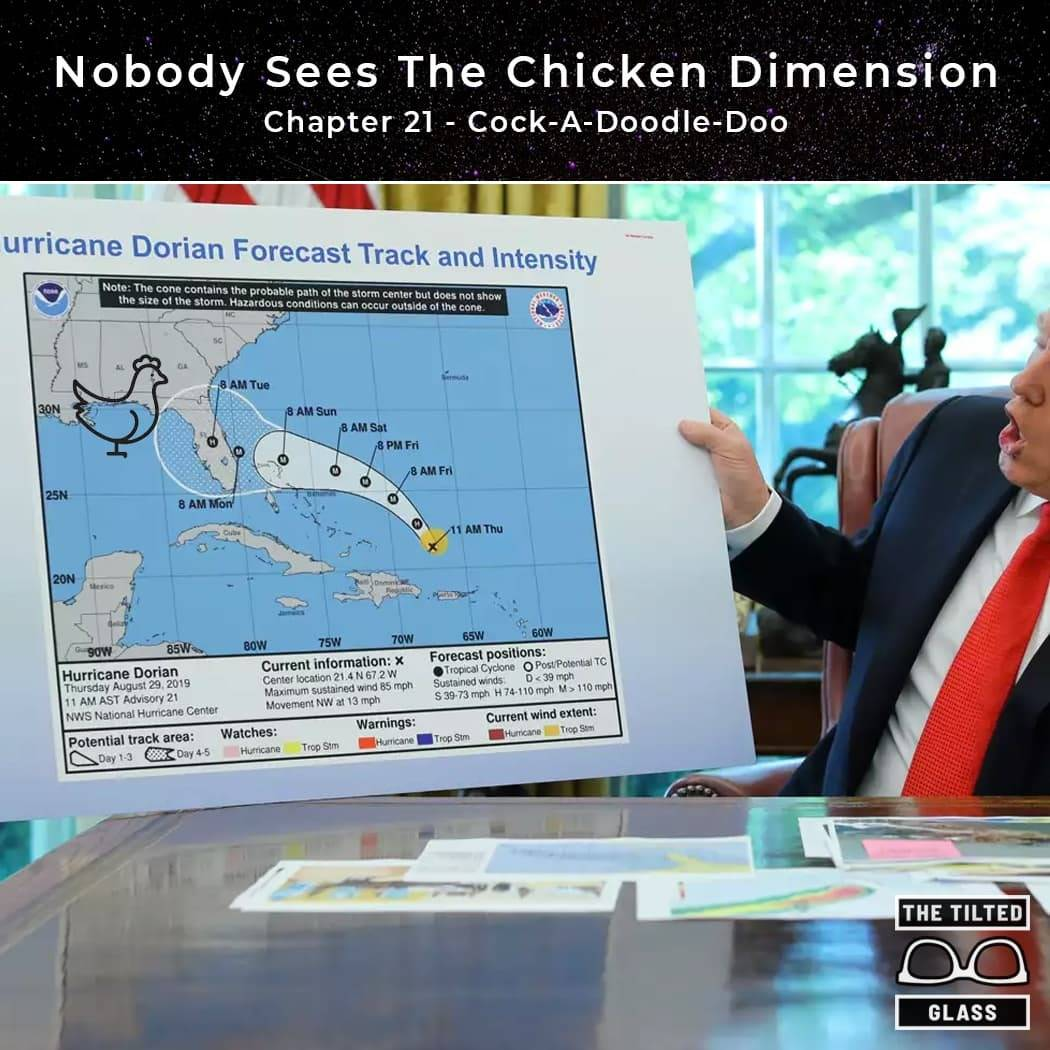 The Chicken Dimension - Chapter 21 - Cock-A-Doodle-Doo