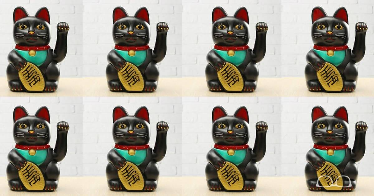The Fortune Cat and its Black Panther Party Roots: A Secret History Revealed