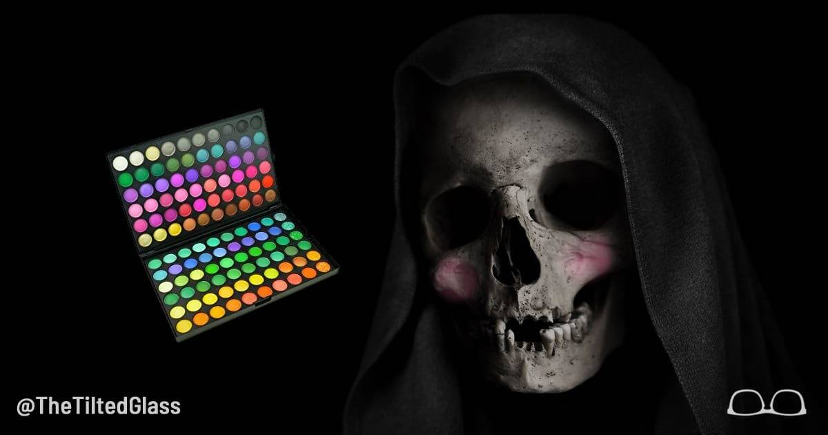 Death Announces New Makeup Collection