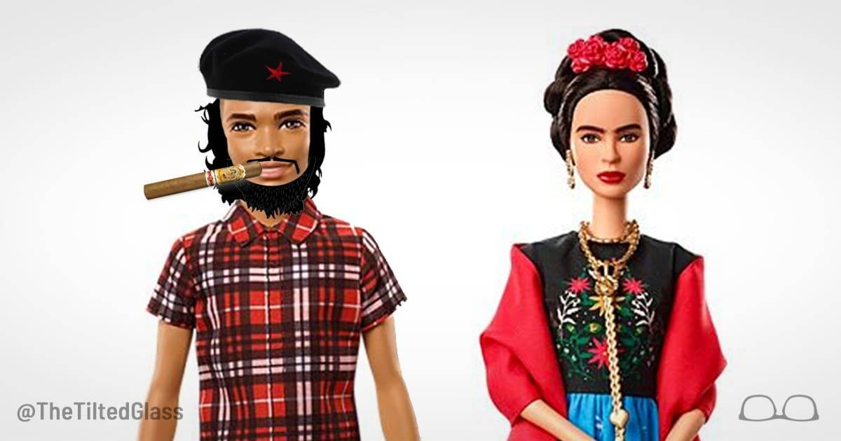 Mattel Releases New Che Guevara™ Barbie® Doll